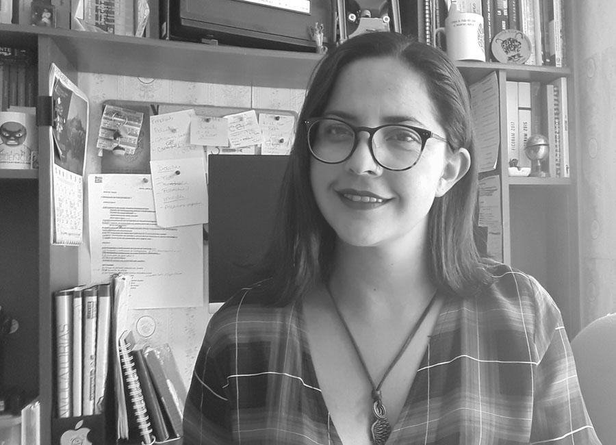 ariadna chávez, jurados, mujeres a cuadro, docsmx, 2019